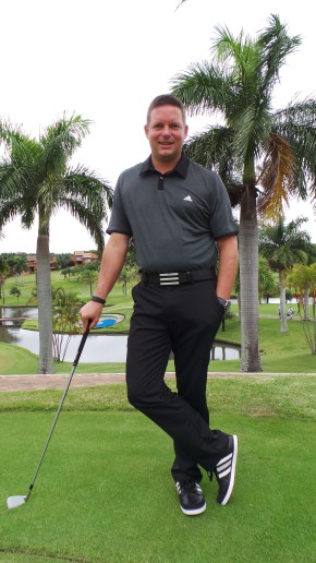 San Lameer Golf Estate Director of Golf Meyer du Toit was voted the PGA of South Africa 2015 Professional of the Year