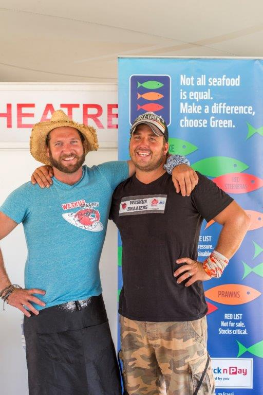 Ultimate Braai Master 2016 Winners
