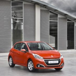 The Peugeot 208 GT Line Auto: proof that small automatics can be good. Picture: Motorpress