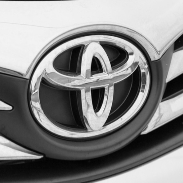 Toyota's new Hilux: badge of honour. Picture: Motorpress
