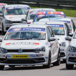 The second round of the Volkswagen Cup will be held at Killarney Raceway in Cape Town. Picture: Motorpress