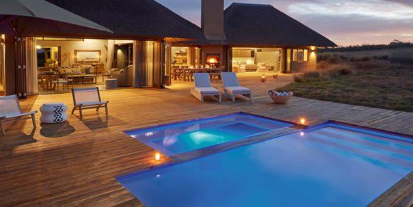 Ulubisi House is a new property in Gondwana Game Reserve's portfolio