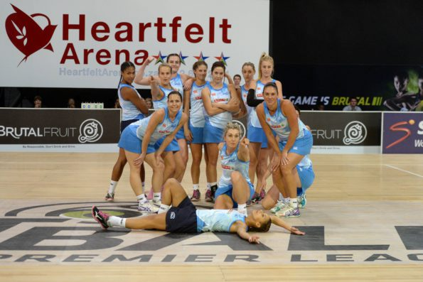 The Western Cape Stings, top of the log after Round 1 of the Brutal Fruit Netball Premier League, are ready for two tough matches in Round 2 in Pretoria this weekend. Credit: BackpagePix.
