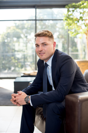 Andries Kok, CFO of PayAccSys