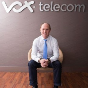Shane Chorley, executive head of carrier and connectivity at Vox Telecom