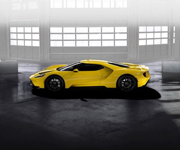 The Ford GT: Thousands want to own dream car. Picture: Quickpic