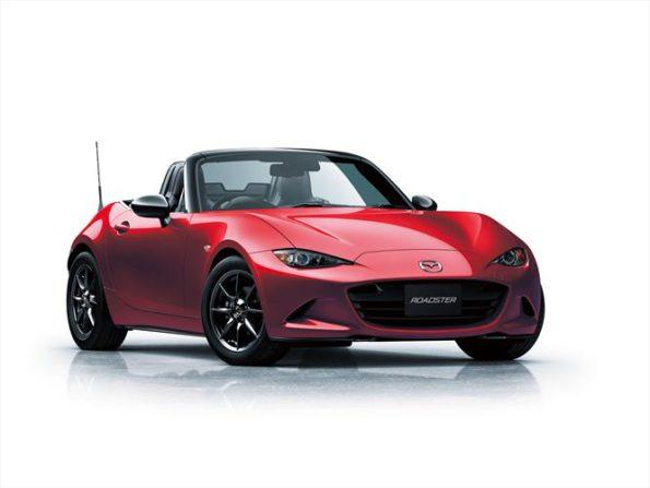The Mazda MX-5:  makes driving fun. Picture: Quickpic