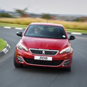 The Peugeot GT 308: a stylish looking car that won't be out of place outside the grandest hotels. Picture: Motorpress