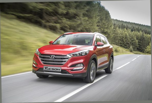 """The new Hyundai Tucson: loads of """"street cred"""""""
