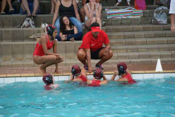 Delaine Christian has been appointed assistant coach of the national U16 team that will be taking part in the Pan Pacific Youth Water Polo Festival in Auckland, New Zealand, from July 7 to 18. Photo: Supplied