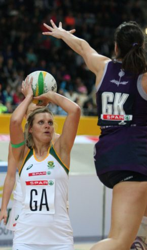 Spar Proteas captain Maryka Holtzhausen and her fellow internationals will still have a busy international calendar in 2016. Credit: Reg Caldecott