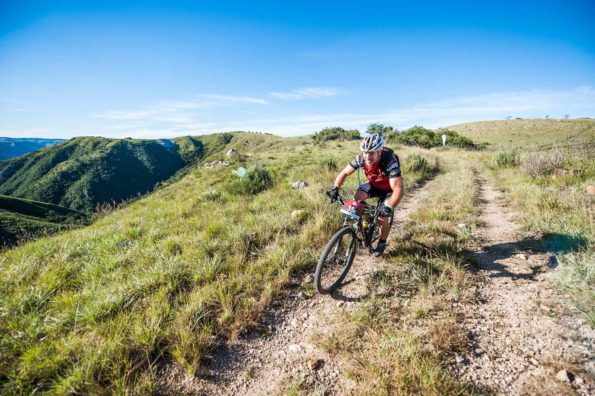 Through its new partnership, the PwC Great Zuurberg Trek mountain bike race will be a vehicle to promote the work of the SRCC Foundation Trust. Photo: Morné Marais