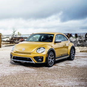 The Beetle Dune: the first crossover derivative in 80 years. Picture: Motorpress