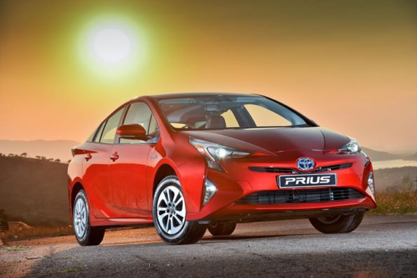 "The new generation Toyota Prius: a ""game-changer"" was  first launched in 1997. Picture: Quickpic"