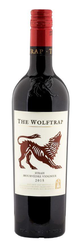 1) The Wolftrap Syrah Mourvèdre Viognier 2015