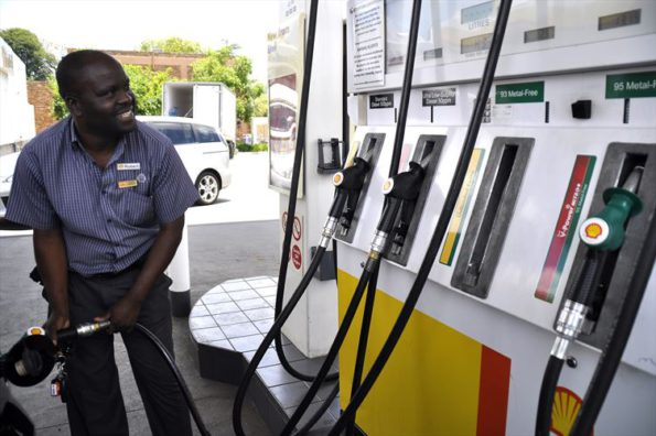 Consumers will pay less at the pumps from next month. Picture: Quickpic