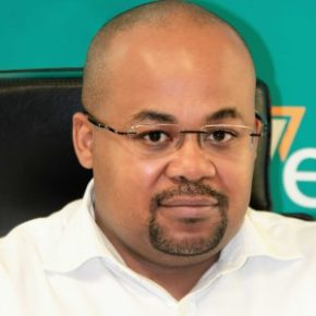 Simphiwe Nghona, CEO of WesBank Motor Retail: LCVs popular with customers. Picture: Motopress