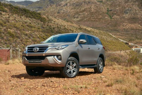 The all-new Toyota Fortuner: a record 1 405 units retailed in June