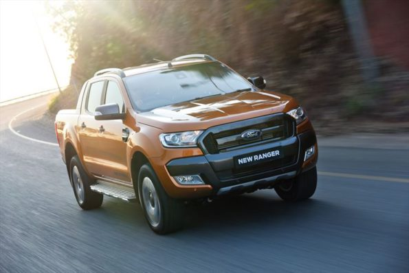Ford Ranger Wildtrak best-selling nameplate in dealer channel. Picture: Quickpic