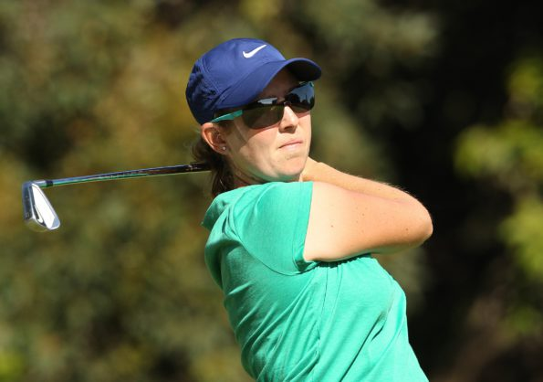 Ashleigh Simon; credit Sunshine Ladies Tour