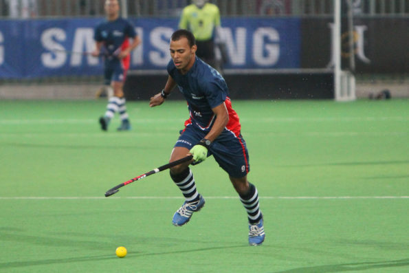 The talented Ignatius Malgraff will have an important part to play for the Madibaz in their remaining premier league matches. Photo: Supplied