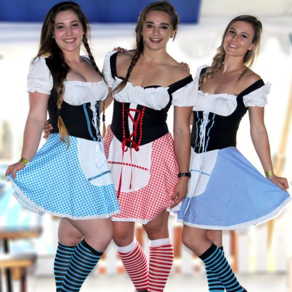 Oktobersfest Friday VIP Waitresses