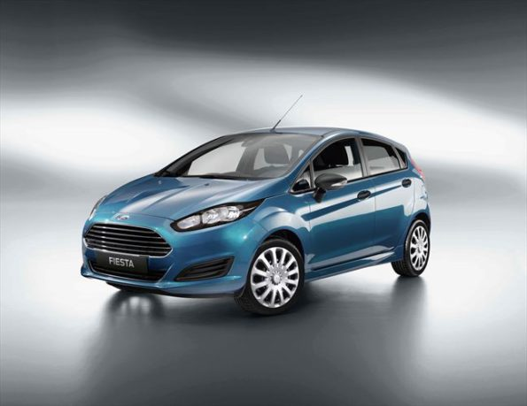The Ford Fiesta: 1 740 units sold in July. Picture: Quickpic