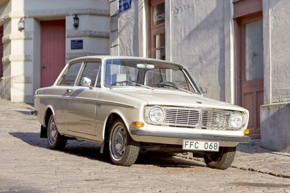 The Volvo 140: milestone for Swedish giant. Picture: Quickpic