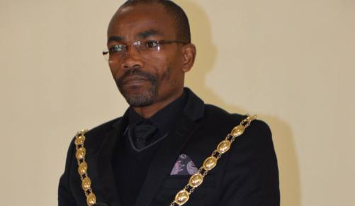 Memory Booysen has been elected as the new mayor of the Eden District Municipality.Credit: FACEBOOK