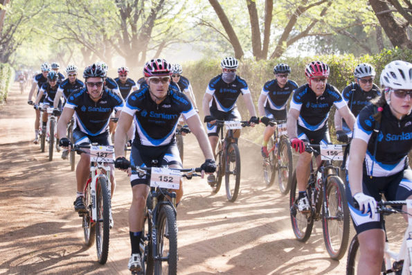 Sanlam MTB Invitational group LR
