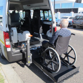 Better access: making life easier for the disabled. Picture: Motorpress