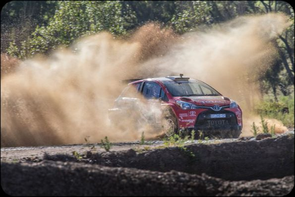 Winning streak: Leeroy Poulter and Elvéne Coetzee, two punctures cost them the win. Picture: Quickpic