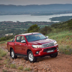 The Toyota Hilux. Picture: Motorpress