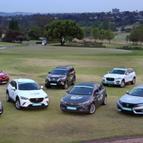 In the running: some of the finalists in the Car of the Year competition. Picture: Motorpress