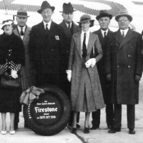 The founders of Firestone