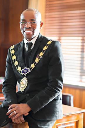 Councillor Memory Booysen