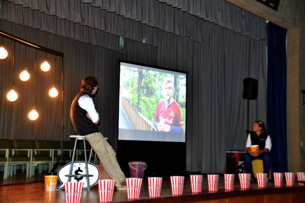 Leerders van Langehoven Gimnasium, Oudtshoorn