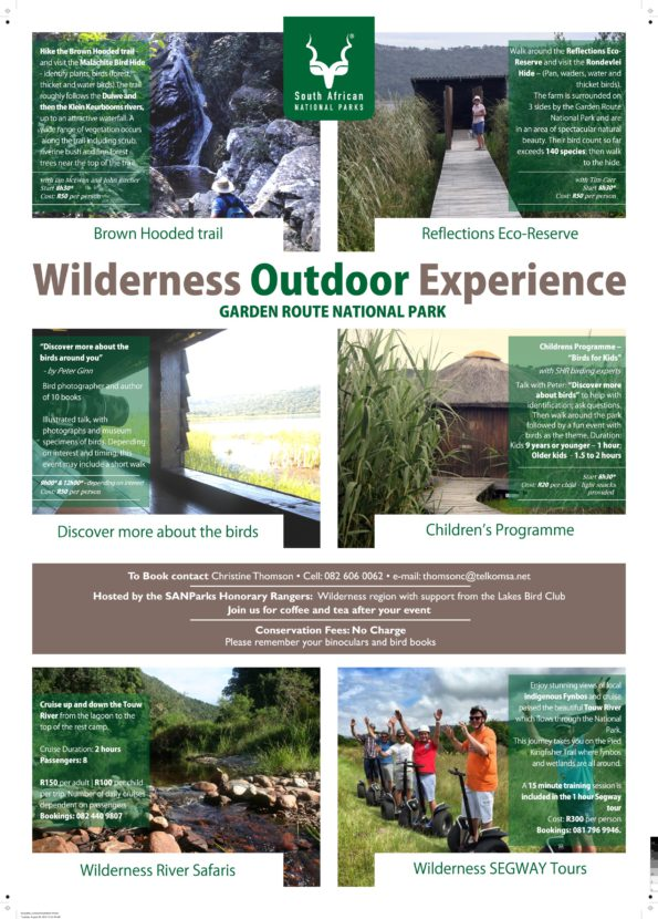 24469_Sanparks_Outdoor Experience Poster