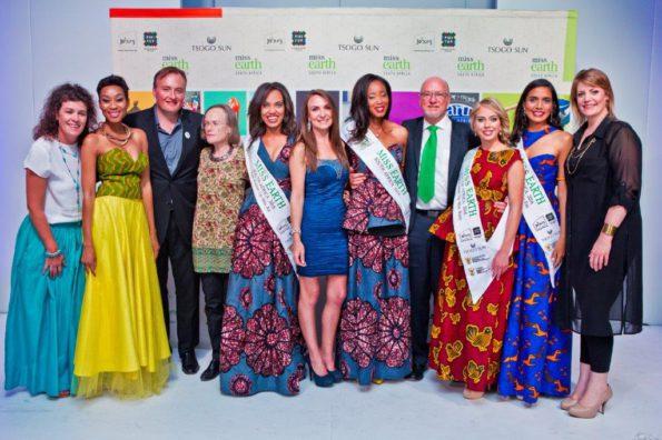 Tsogo Sun Host the Miss Earth South Africa 2016