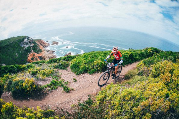 1.The 2016 Cape Pioneer Trek starts on Sunday the 16th of October with a prologue around the spectacular coastal trails of Mossel Bay. Photo by Ewald Sadie