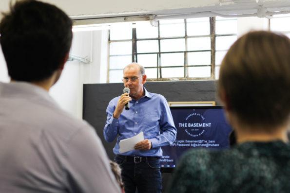 Photo: Ian Merrington - CEO of CiTi