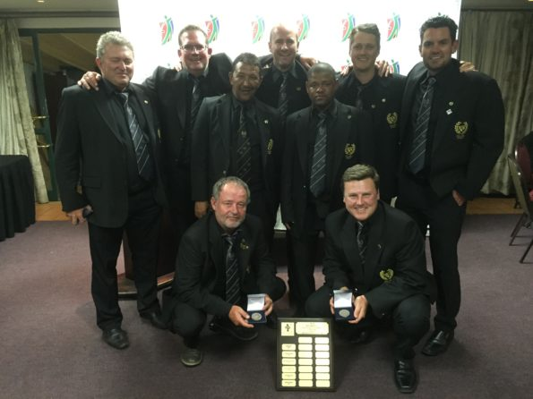 2016 SA Mid-Amateur Inter-Provincial B-Section winners Boland; credit BGU