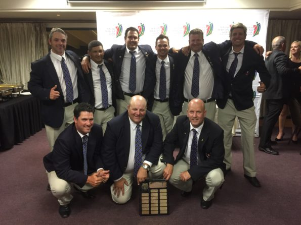 2016 SA Mid-Amateur Inter-Provincial champions Western Province; credit WPGU