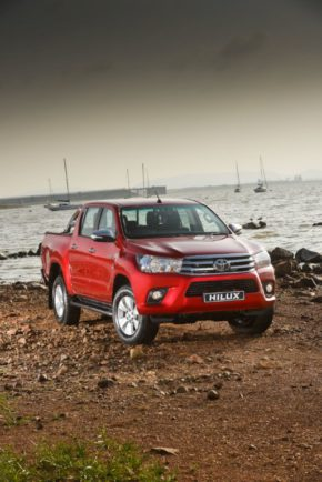 The Toyota Hilux: garnered several awards. Picture: Motorpress