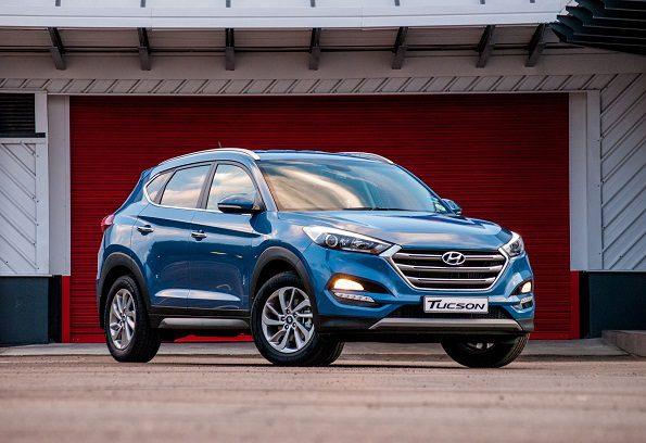 Oil burner: Tucson new SUV goes diesel. Picture: Quickpic
