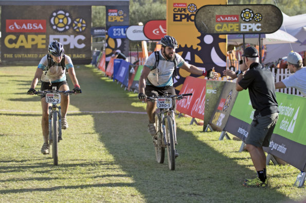 2016 Absa Cape Epic Stage 1 14 March