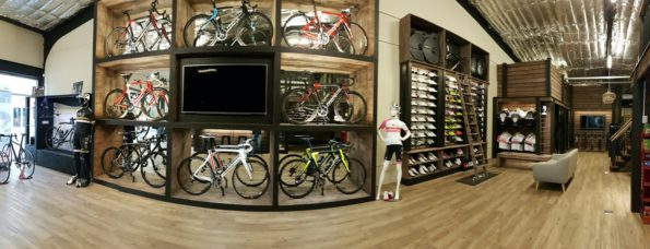 The ASG Store, which will specialise in bikes and accessories, will have a soft opening in Paarl on November 21. Photo: Supplied