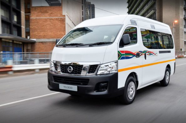 Nissan Impendulo: speed governers will have to be fitted to mini bus taxis as well. Picture: Motorpress