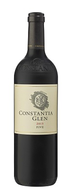 Constantia Glen FIVE 2015 strikes London gold at IWSC