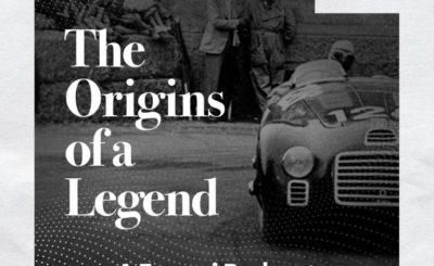 CAPTION: Ferrari's journey through time. Picture: Quickpic